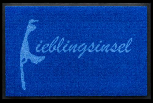 Fußmatte Lieblingsinsel Sylt