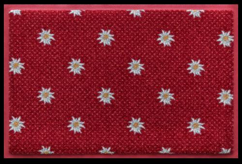 Fußmatte Edelweiss C