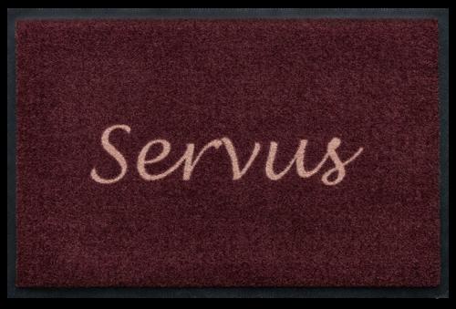 Fußmatte Servus