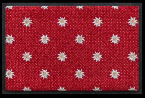 Fußmatte Edelweiss