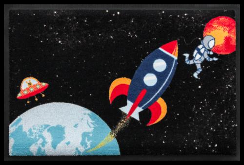 Fußmatte Astronaut