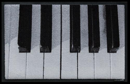 Fußmatte Klavier