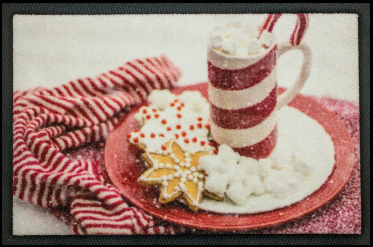 Fußmatte Weihnachten 01