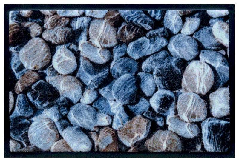 Fußmatte Kieselsteine 1