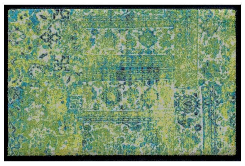 Fußmatte Florales Ornament Vintage