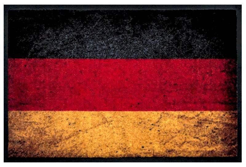 Fußmatte Deutschland Vintage