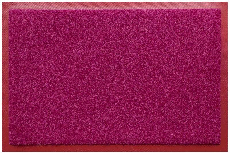 Fußmatte Prime Color Pink⁄Rot