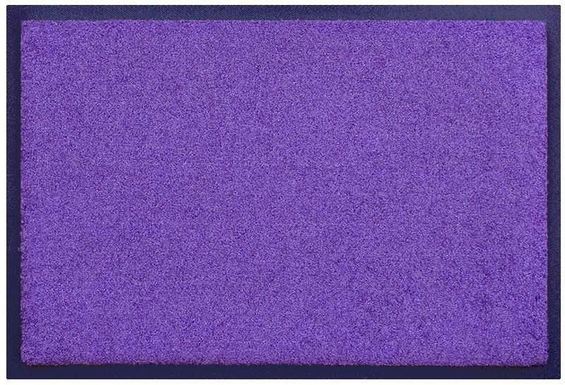 Fußmatte Prime Color Aubergine