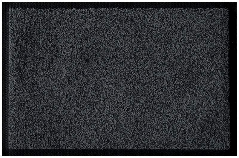 Fußmatte Topas schwarz-grau