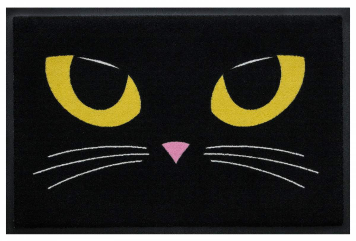 Fußmatte Cat Eye