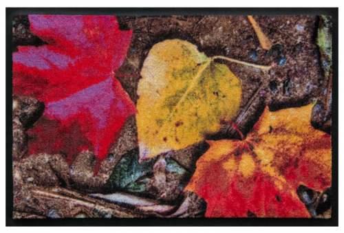 Fußmatte Herbstlaub 4