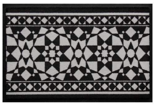 Fußmatte Bordüre
