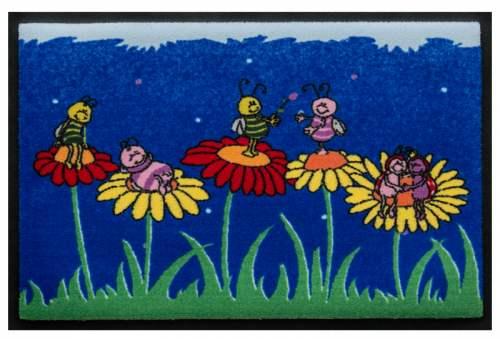 Fußmatte Bienen