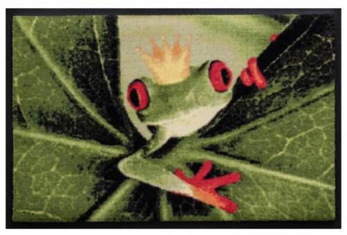 Fußmatte Froschkönig