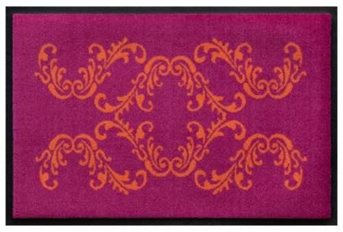 Fußmatte Neobarock Pink
