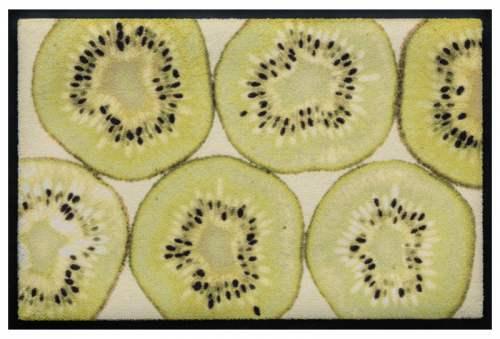 Fußmatte Kiwi