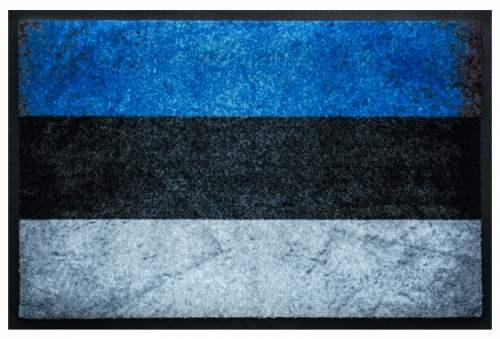 Fußmatte Estland Vintage