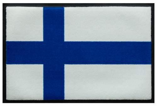 Fußmatte Finnland
