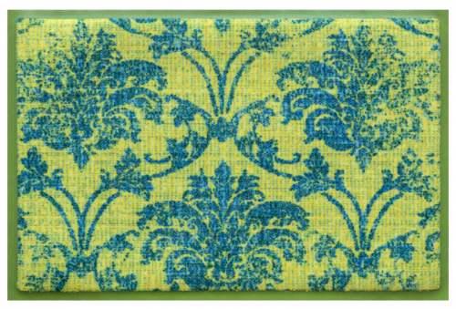 Fußmatte Ornament Vintage