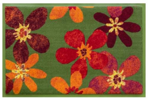 Fußmatte Flowerpower 2