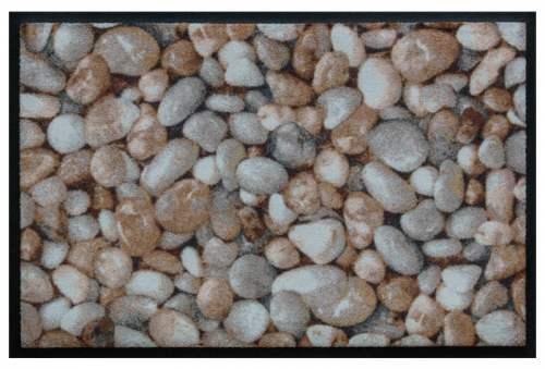Fußmatte Kieselsteine 2