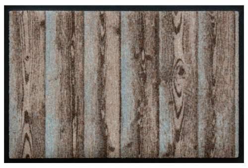 Fußmatte Holzdielen