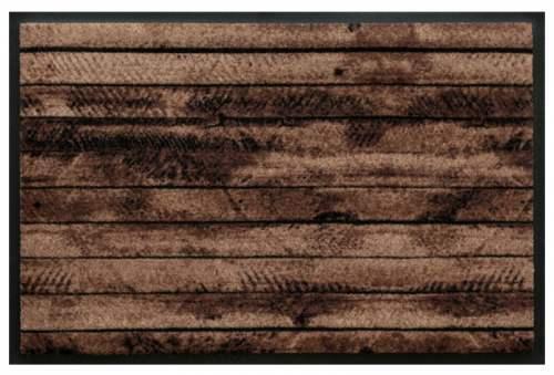 Fußmatte Holzdielen 3