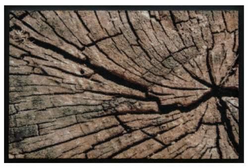 Fußmatte Baumscheiben Detail