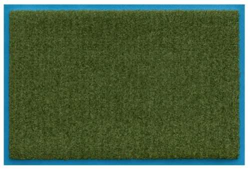 Fußmatte Prime Color Grün⁄Hellblau