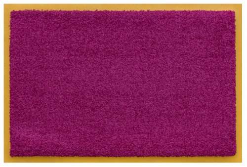Fußmatte Prime Color Pink⁄Gelb