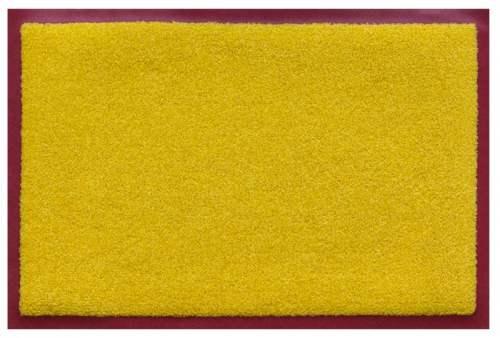 Fußmatte Prime Color Gelb⁄Violett