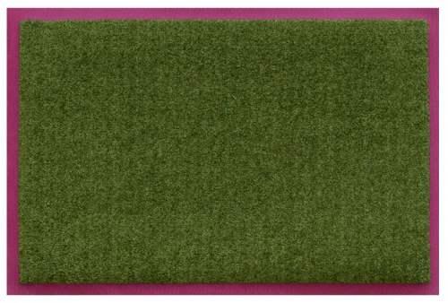 Fußmatte Prime Color Grün⁄Pink
