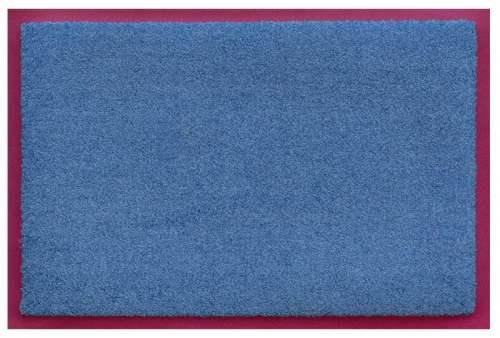 Fußmatte Prime Color Hellblau⁄Pink