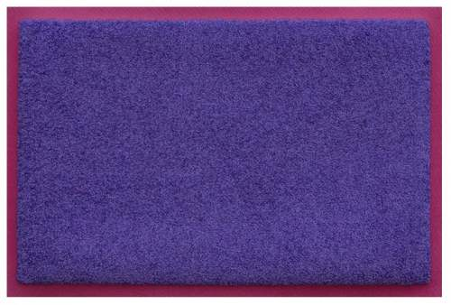 Fußmatte Prime Color Lila⁄Pink