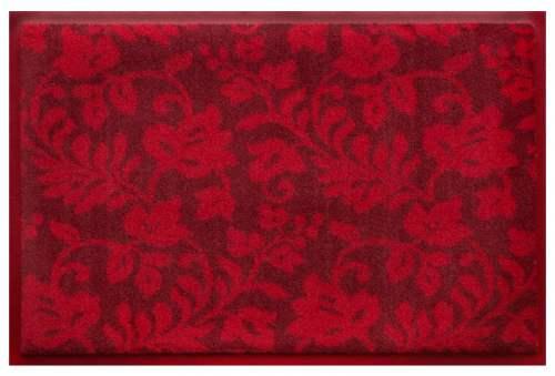 Fußmatte Fantasie Rot