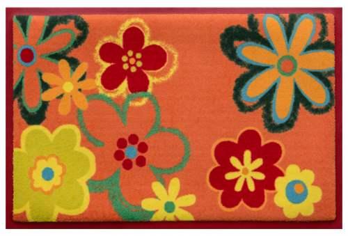 Fußmatte Flowerpower 4