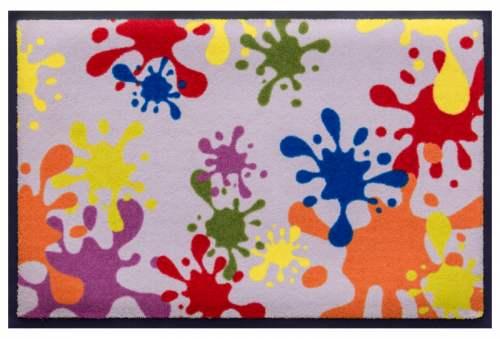 Fußmatte Farbklekse 2