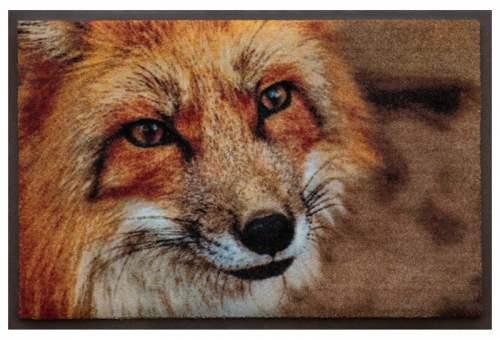 Fußmatte Herbst Fuchs