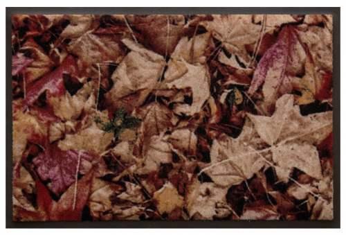 Fußmatte Herbstlaub
