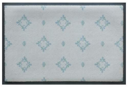 Fußmatte Pastell Muster