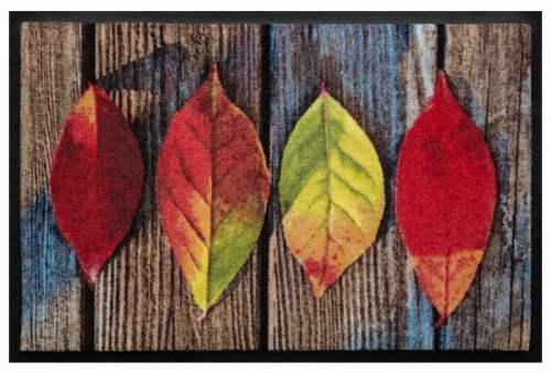 Fußmatte Herbstlaub 2