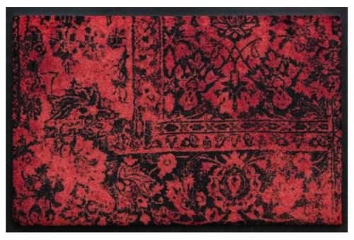 Fußmatte Vintage Rot