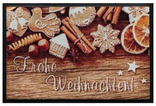 Fußmatte Frohe Weihnachten 3