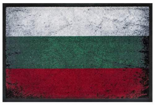 Fußmatte Bulgarien Vintage