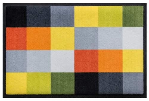 Fußmatte Farben Block Grün