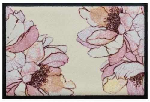 Fußmatte Lotus