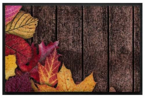 Fußmatte Herbstblätter I