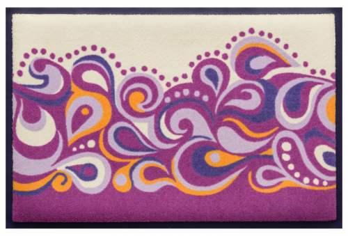 Fußmatte Paisley Wave C