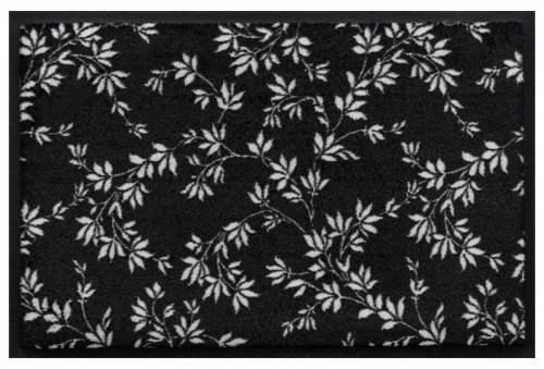Fußmatte Asiatische Blütenranken