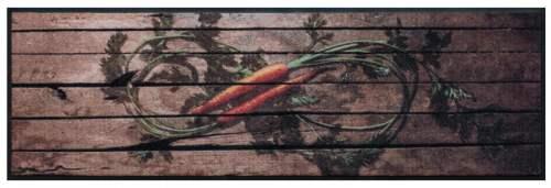 Fußmatte Karotte